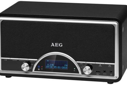 AEG NDR 4378 BL