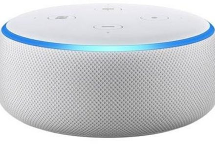 Amazon Echo Dot 3rd Gen biały