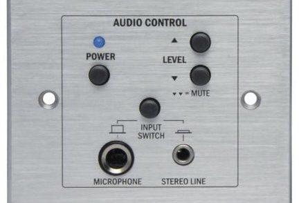 Apart Audio Apart ACPL panel kontroli głośności z lokalnym wejściem do głośników SDQ5PIR