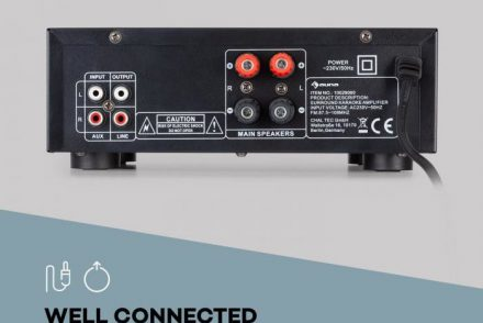 Auna Amp EQ BT (JO2_AMP-EQ-BT)