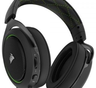 Corsair HS50 Stereo Gaming Headset czarne