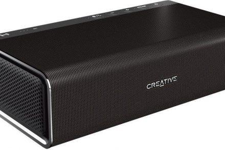 Creative Sound Blaster Roar Pro Czarny (EM-JE061-NV)