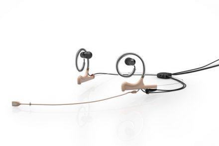 DPA Microphones d:fine 4188-DL-I-F00-LH-2 Broadcast Headset - Mikrofon nagłowny 62566