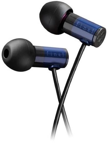 Final Audio E1000 niebieskie