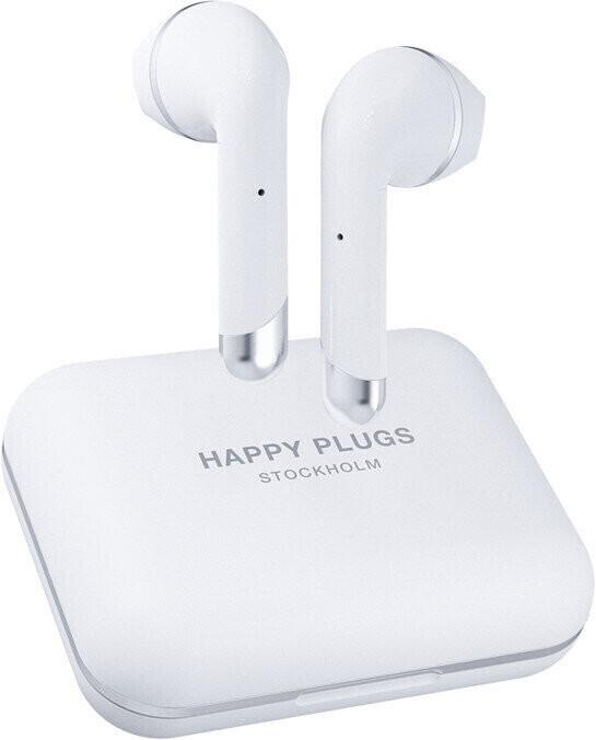 Happy Plugs Air 1 Plus Białe
