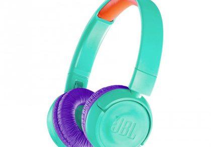 JBL JR300BT zielono-fioletowy