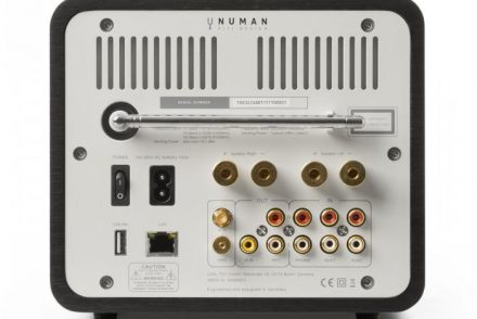Numan Unison Retrospective Edition Czarny