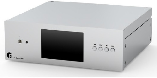 Pro-Ject CD BOX RS2T Srebrny