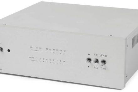 Pro-Ject DAC Box RS Srebrny
