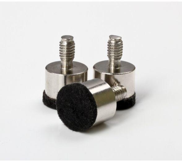 Pylon Audio Kolec Nóżka pod kolumny z podkładką filcową | Komplet 8 szt
