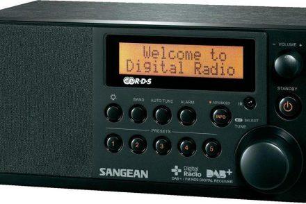 Sangean DDR-31