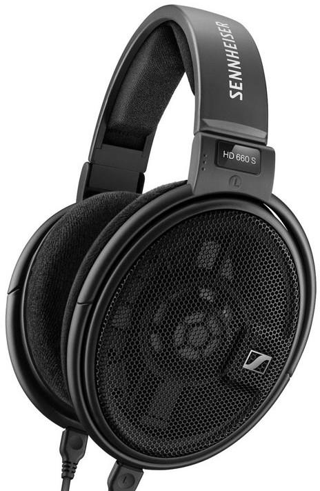 Sennheiser HD660S czarne