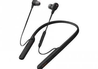 Sony WI 1000XM2 Czarne