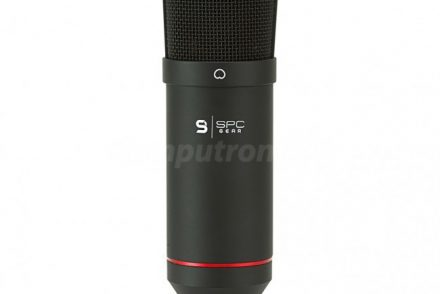 SPC GEAR SPC Gear SM900 Streaming Microphone USB SPG026