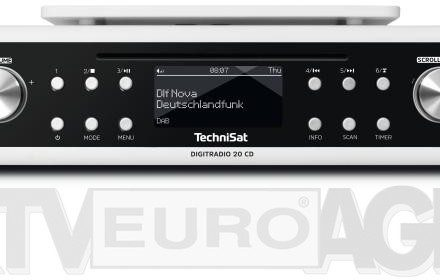 TechniSat DigitRadio 20 Biały