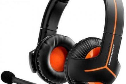 Thrustmaster Y-350CPX czarno-pomarańczowe