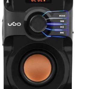 uGo Soundcube Czarny