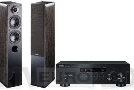 Yamaha MusicCast R-N303D czarny Indiana Line Nota 550 X czarny dąb 53,98 zł miesięcznie