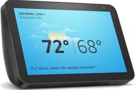Amazon Echo Show 5 Charcoal (B07HZLHPKP)