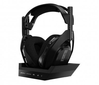 Astro A50 Wireless czarne