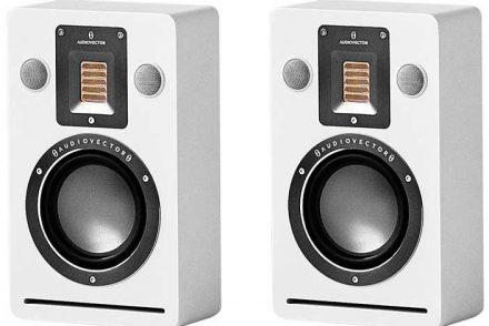 Audiovector QR Wall