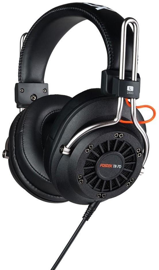 FOSTEX TR70 (80ohm) czarne