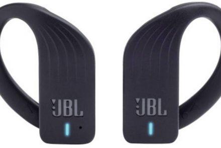 JBL Endurance Peak Czarne
