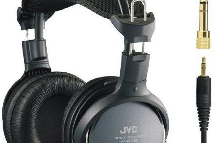 JVC HA-RX700-E czarne