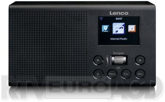Lenco DIR-60 Czarny