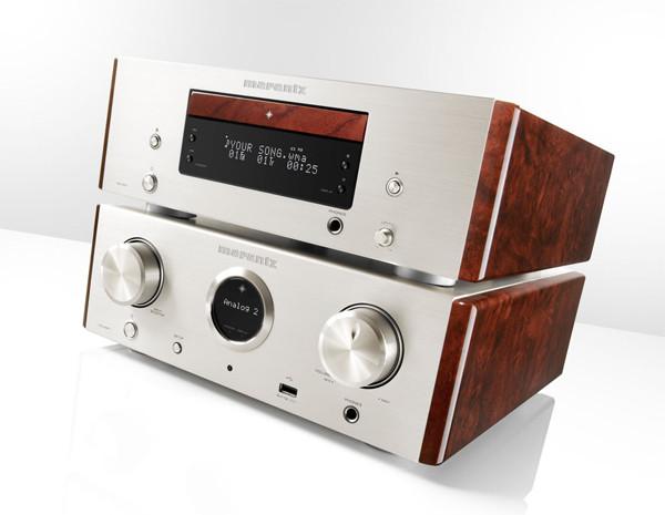 Marantz HD-AMP1 + HD-CD1
