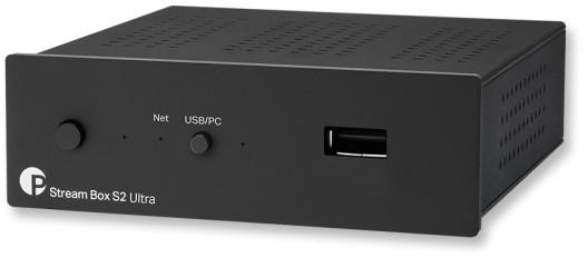 Pro-Ject Stream Box S2 Ultra Czarny