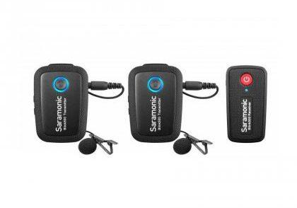 Saramonic Blink500 B2 (RX + TX + TX)