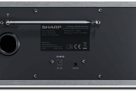 Sharp DR-S460 (DR-S460(WH))
