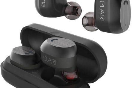 Sport Elari NanoPods czarne ELNPS1BLK