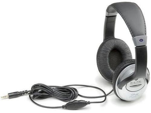 Stagg SHP-2300 czarno-srebrne