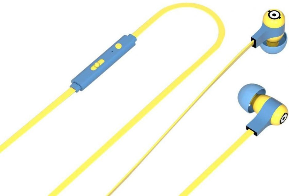 Tribe EPW12100 Swing Minionki Carl żółto-niebieskie