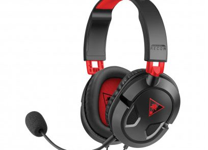 Turtle Beach Ear Force Recon 50 Czarno-czerwone (TBS-6003-02)