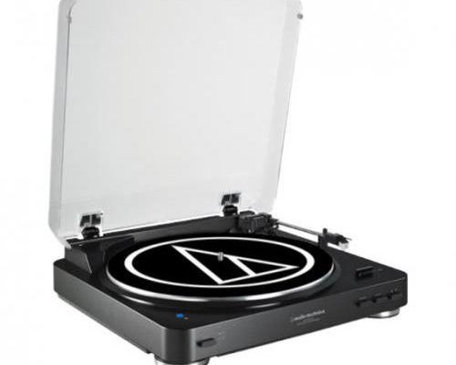 Gramofon Audio-Technica AT-LP60
