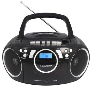 Radioodtwarzacz Blaupunkt MC CD 60e