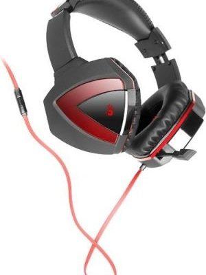 A4Tech Bloody Combat G500 czarno-czerwone