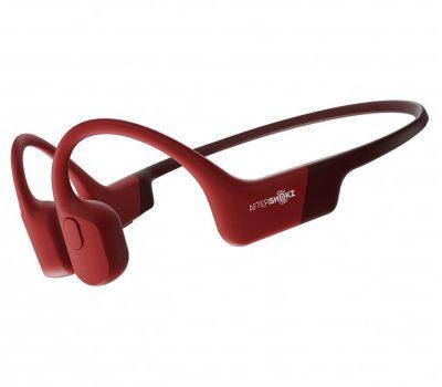 Aftershokz Aeropex Solar Red czerwone (AS800SR)