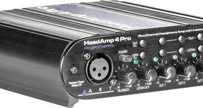 Art HeadAMP 4 Pro