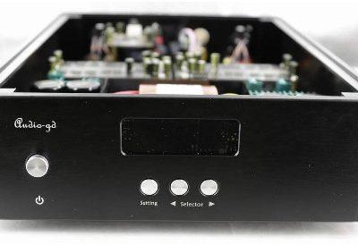 Audio-gd DAC R2R-1 (ACC2009)