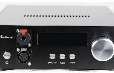 Audio-gd NFB-28.38 (ACC2100)