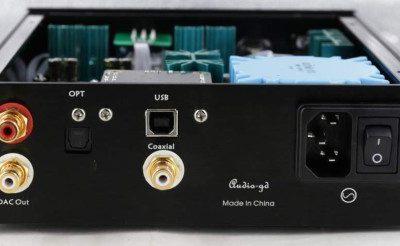 Audio-gd R2R 11 (ACC2046)