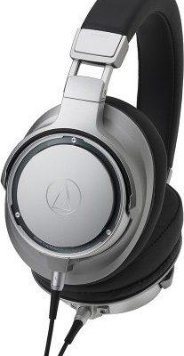 Audio-Technica ATH-SR9 czarno-srebrne