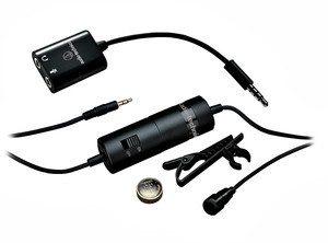 Audio Technica ATR3350iS mikrofon pojemnościowy