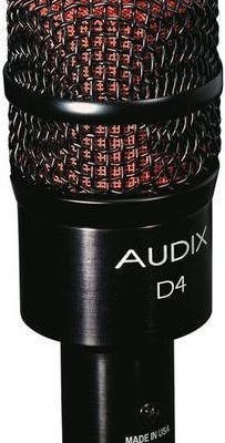 Audix D4 - mikrofon instrumentalny