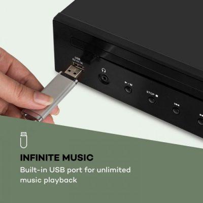 Auna iTuner CD odbiornik hi-fi