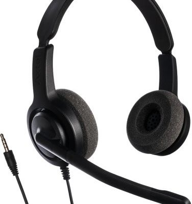 Axtel VOICE PC28 HD duo NC Czarne